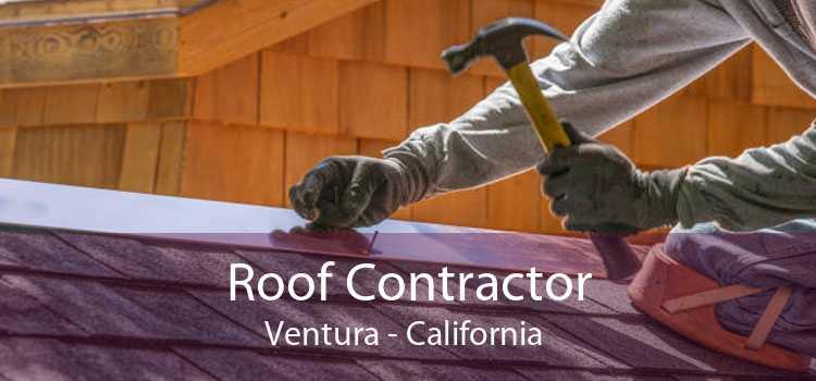 Roof Contractor Ventura - California