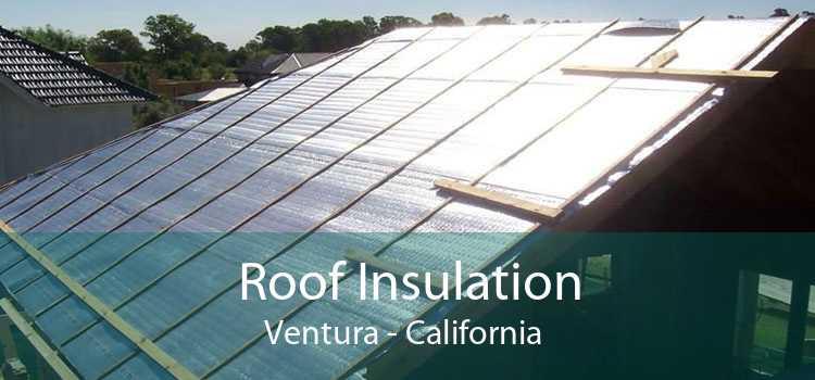 Roof Insulation Ventura - California