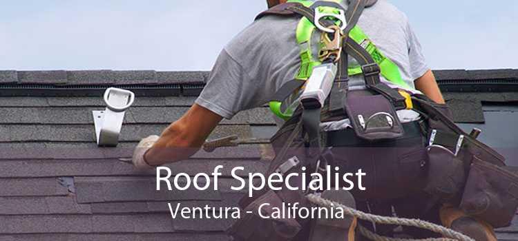 Roof Specialist Ventura - California