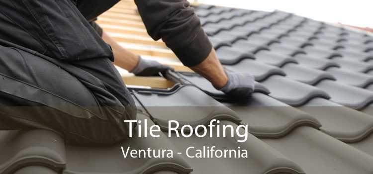 Tile Roofing Ventura - California